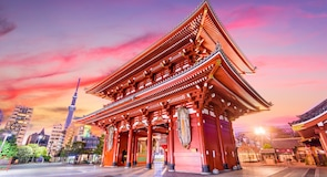 Sensō-ji-tempel