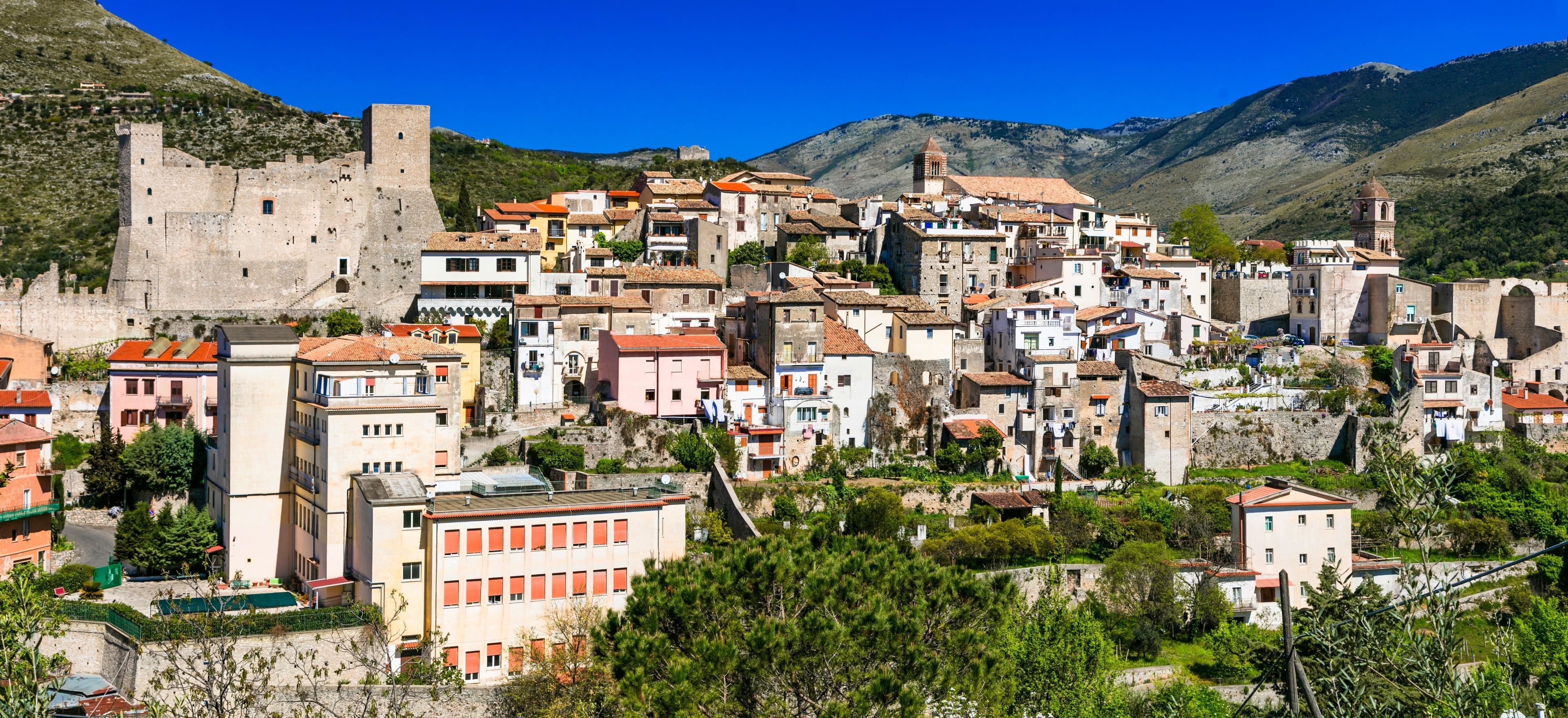 Itri, Lazio, Italy