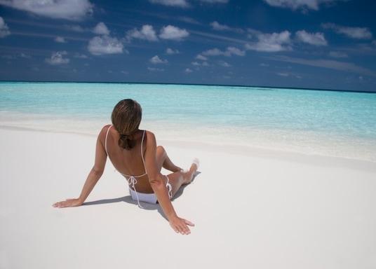 Vilamendhoo Island, Malediven