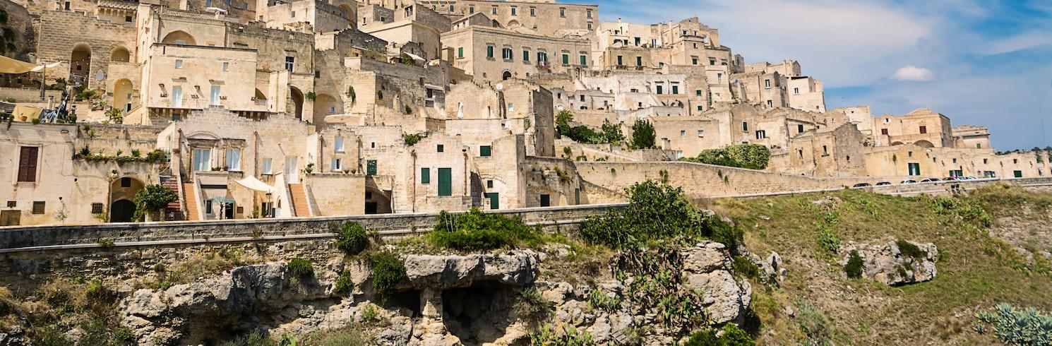 Sasso Barisano, Italia