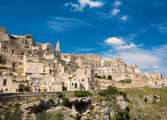 Matera (provins), Italia