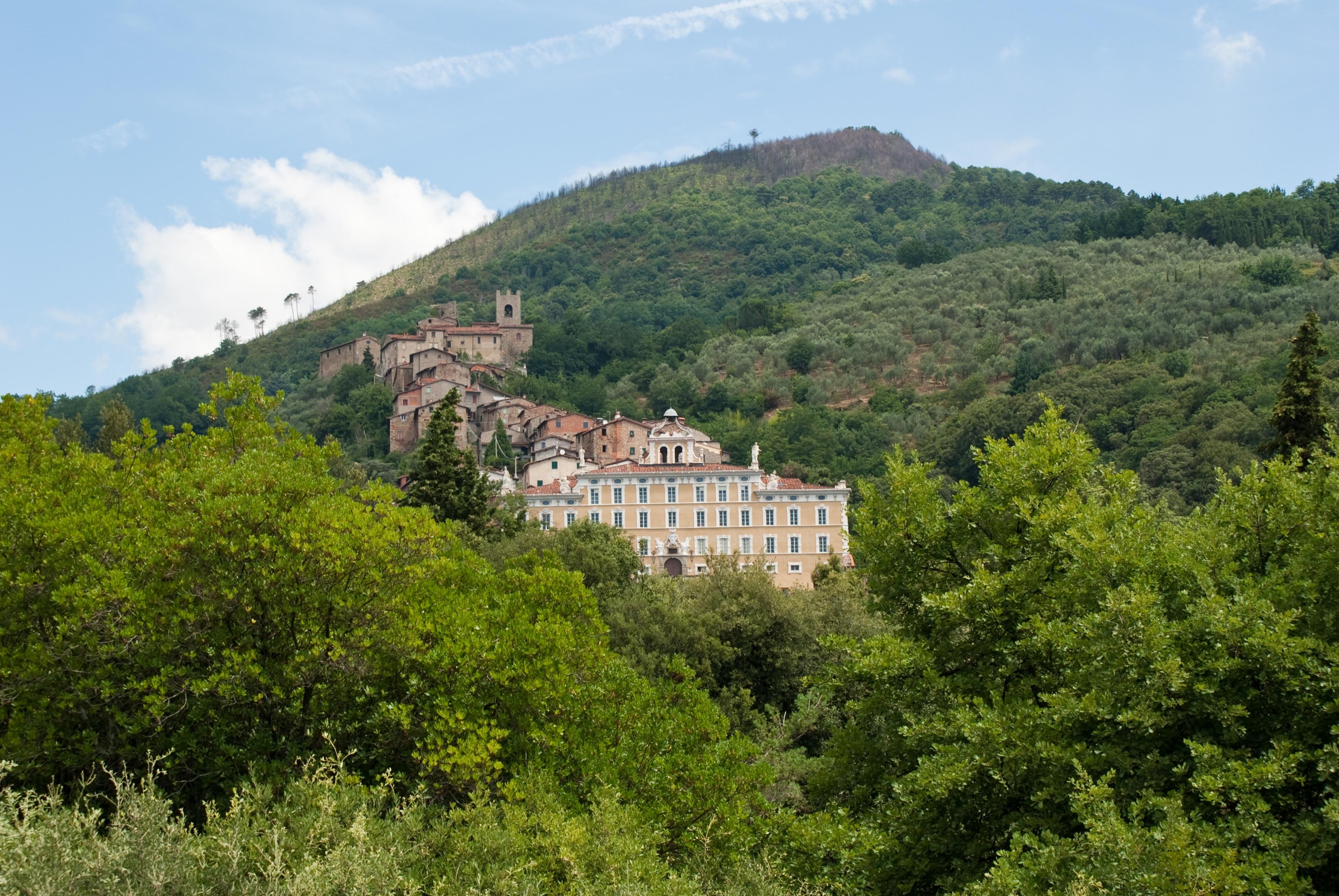 Pescia, Tuscany, Italy