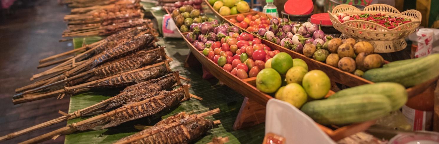 Province de Luang Prabang, Laos