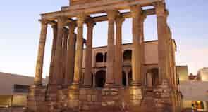 Старе місто Меріди