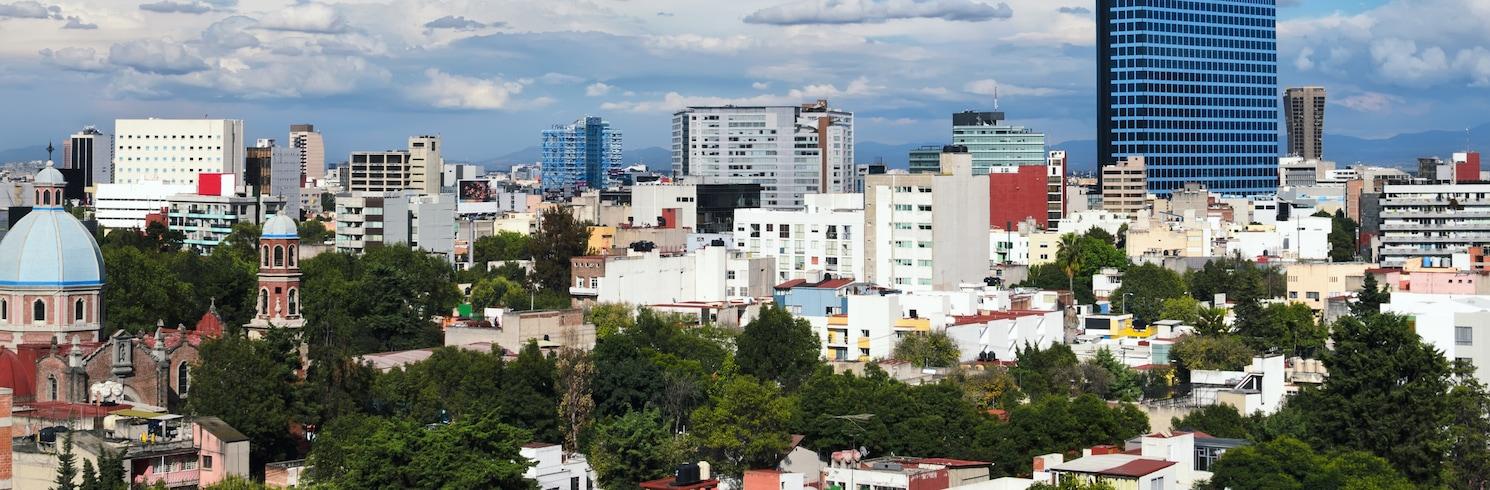 Mexíkóborg, Mexíkó