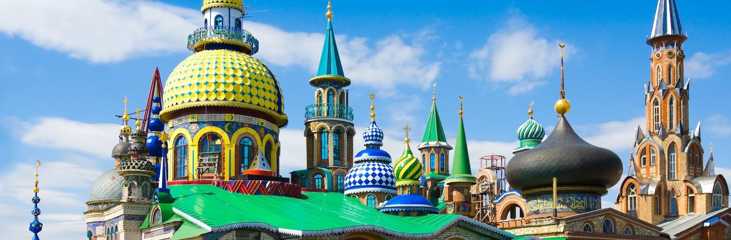 齊吉雀斯卡, 俄羅斯