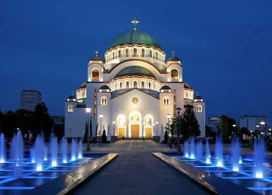 Bělehrad, Srbsko