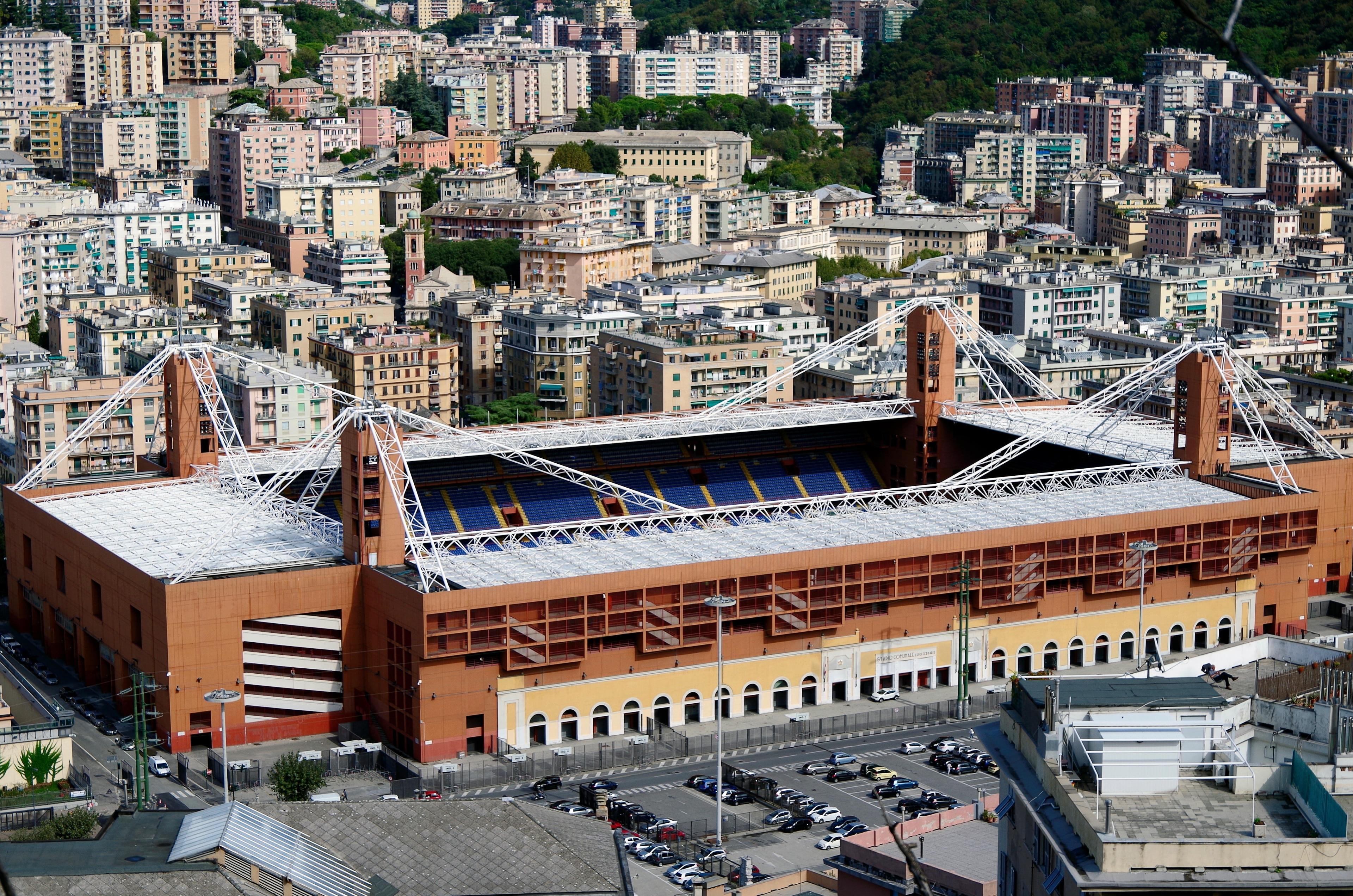 Marassi, Genova, Ligurië, Italië