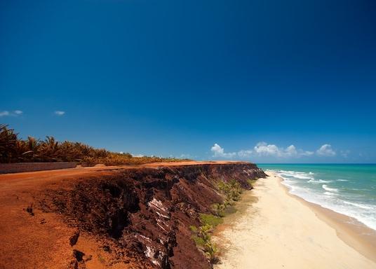 Tibau do Sul, Brazília