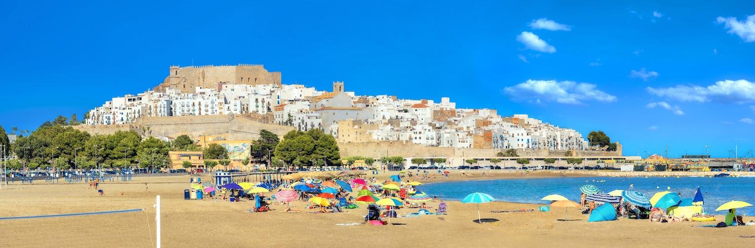 Peñíscola, España