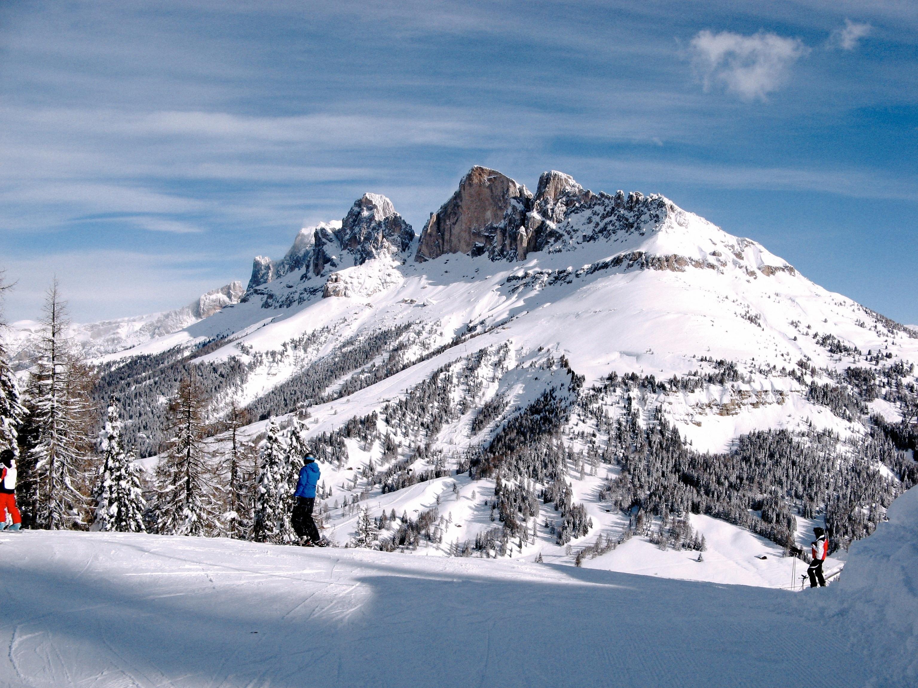 Vigo di Fassa, San Giovanni di Fassa, Trentino-Alto Adige, Italy
