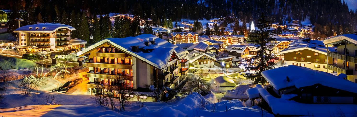 特伦蒂诺滑雪场西, Comunità delle Giudicarie, 意大利