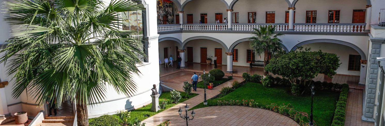 Магдалена-де-Кіно, Мексика
