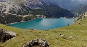 Fedaia ežeras