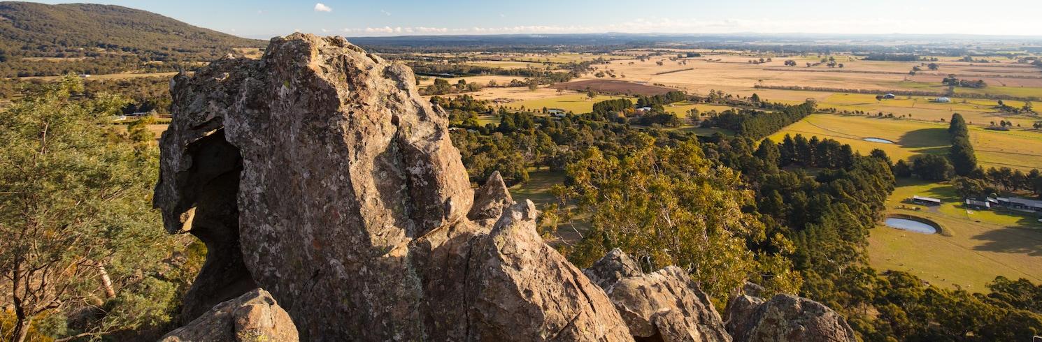 Woodend, Victoria, Avustralya