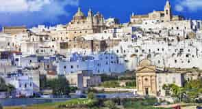 Ostuni Historic Centre