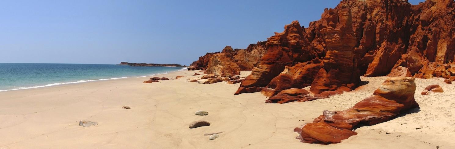 Dampier-Halbinsel, Western Australia, Australien