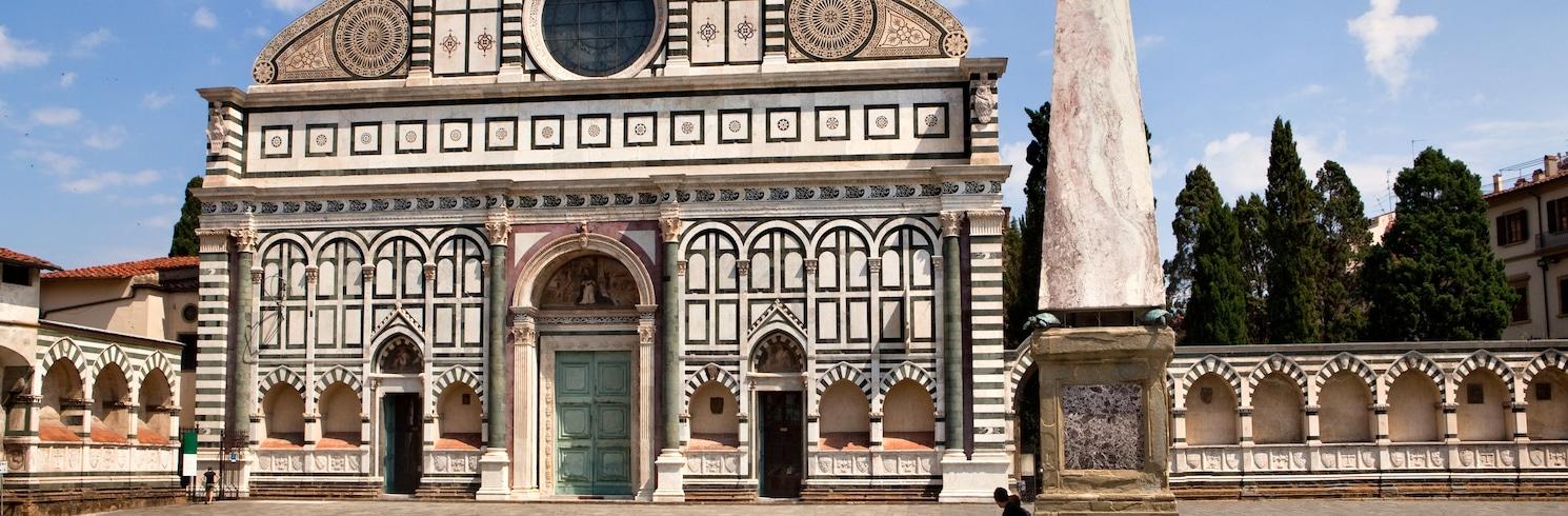 Porta al Prato, Itaalia