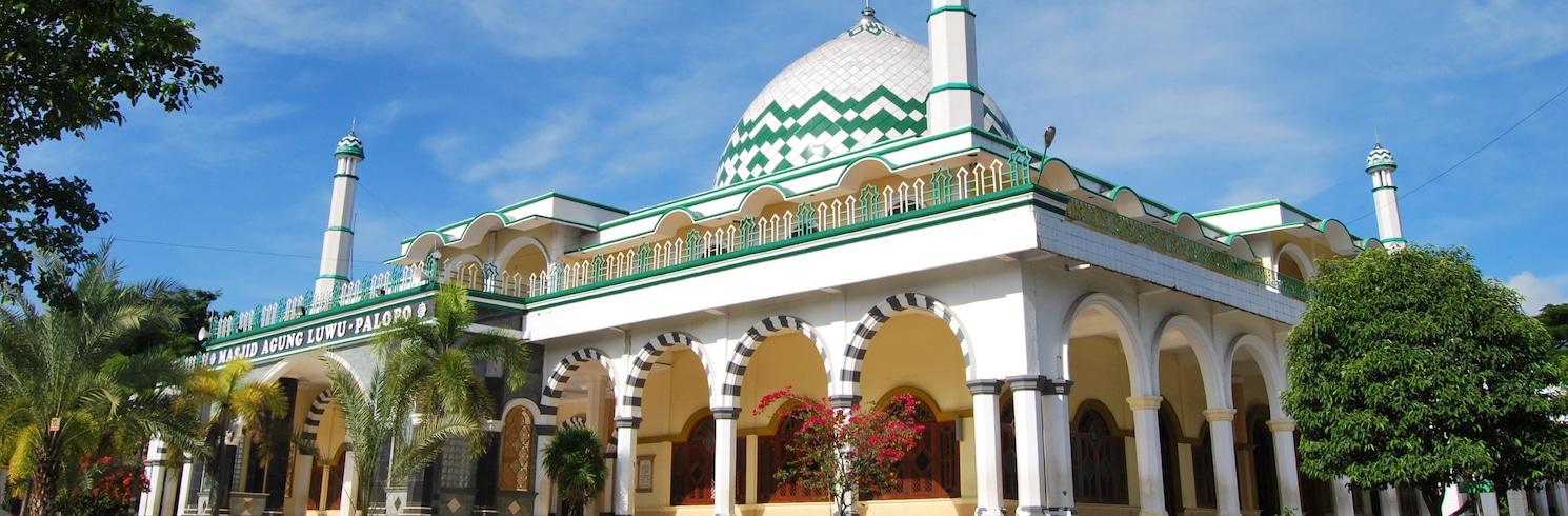 Παλόπο, Ινδονησία