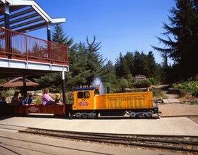 Sonoma TrainTown Railroad, Sonoma, California, United States of America