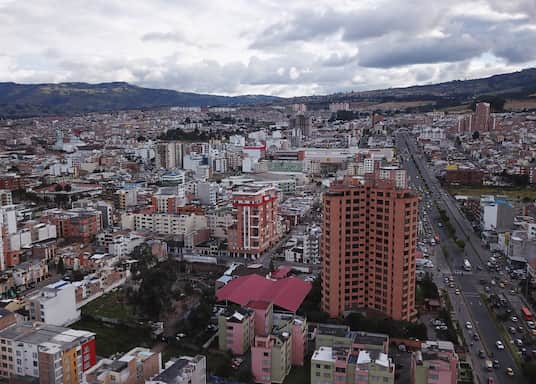 San Juan de Pasto, Colombia