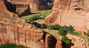 Monumen Nasional Canyon De Chelly