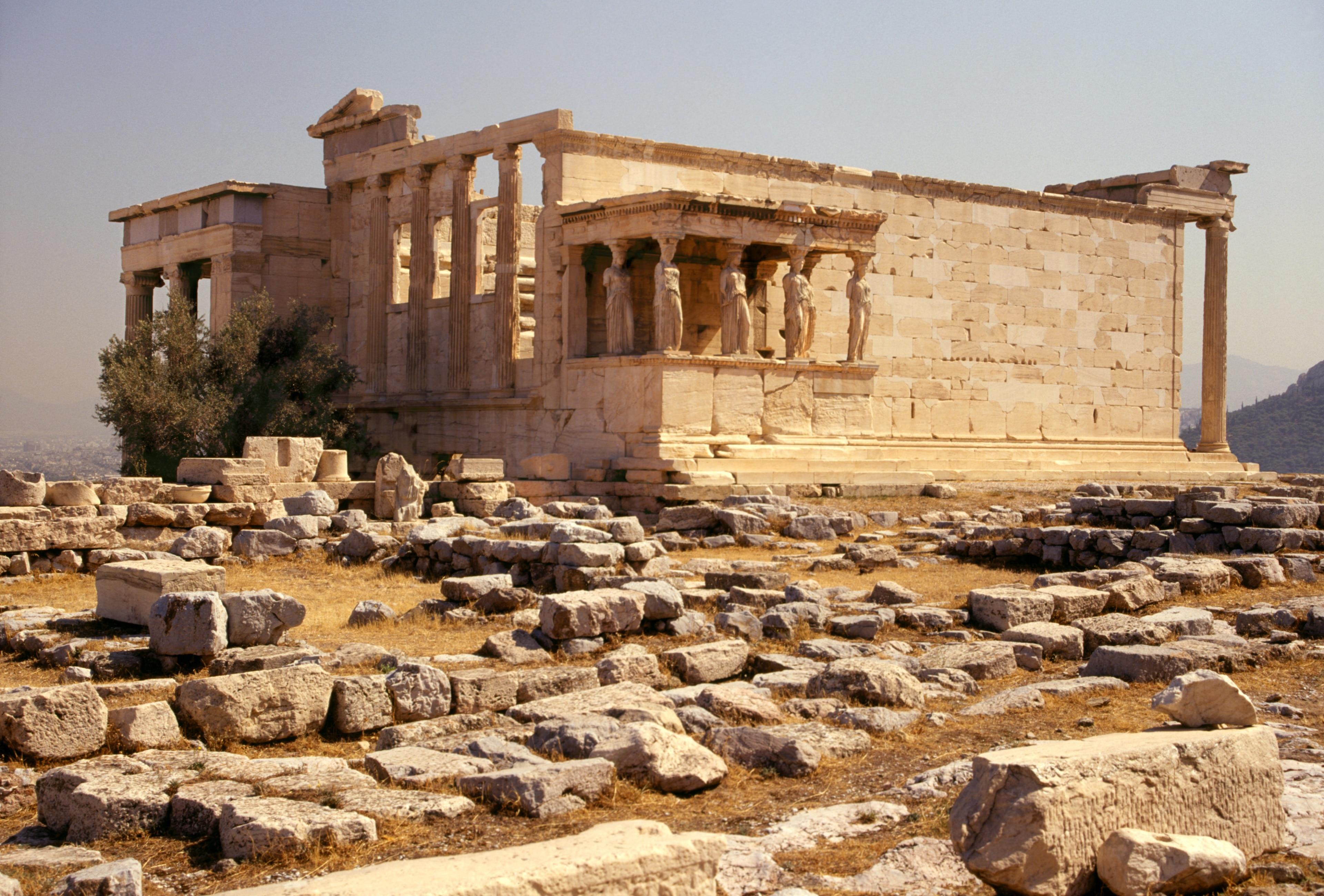 Temple of Athena Nike, Athens, Attica, Greece
