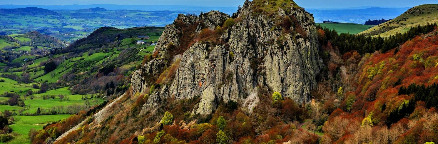 Pays Gentiane, France