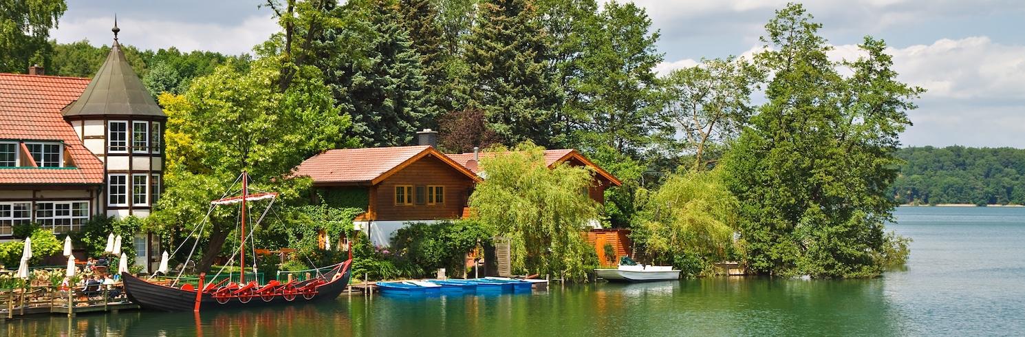 Feldberger Seenlandschaft, Tyskland