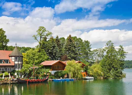 Feldberger Seenlandschaft, Germany