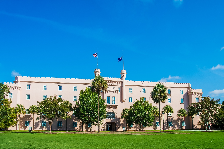 The Citadel, Charleston, South Carolina, Verenigde Staten