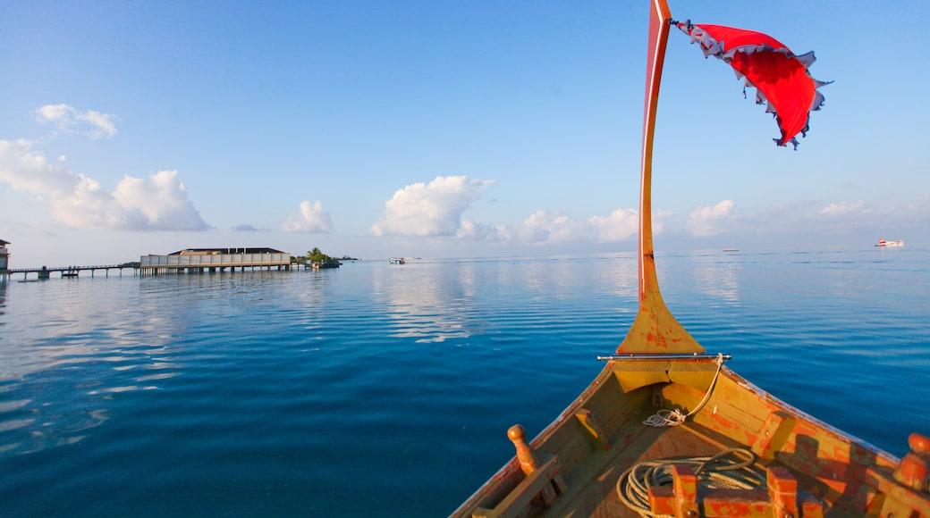 南 Nilandhe 环礁