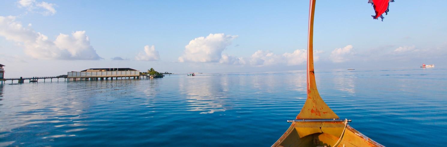 South Nilandhe Atoll, Maldivas