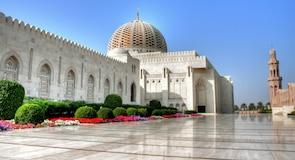 Gran mezquita sultán Qaboos