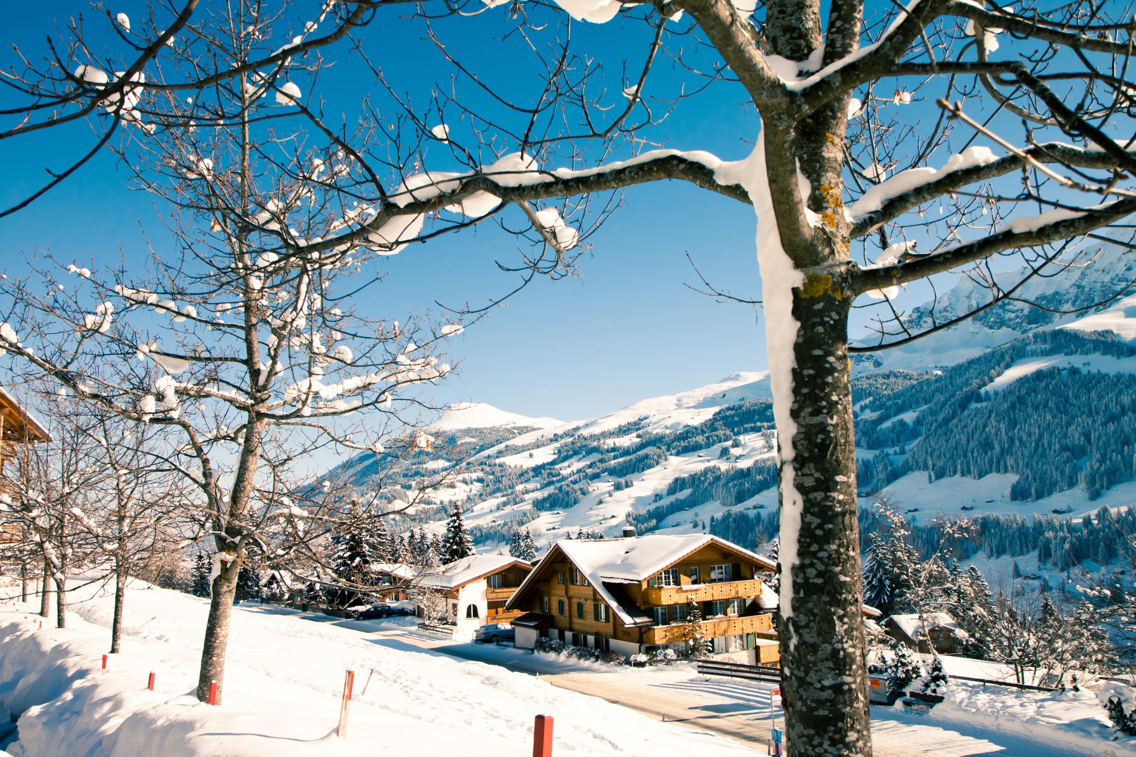 Adelboden, Canton of Bern, Switzerland