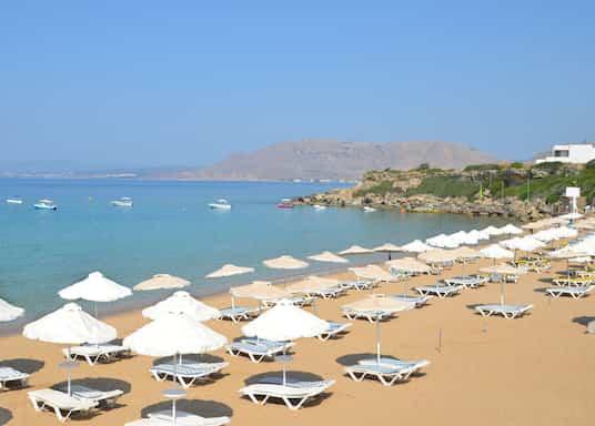 Pefkos, יוון