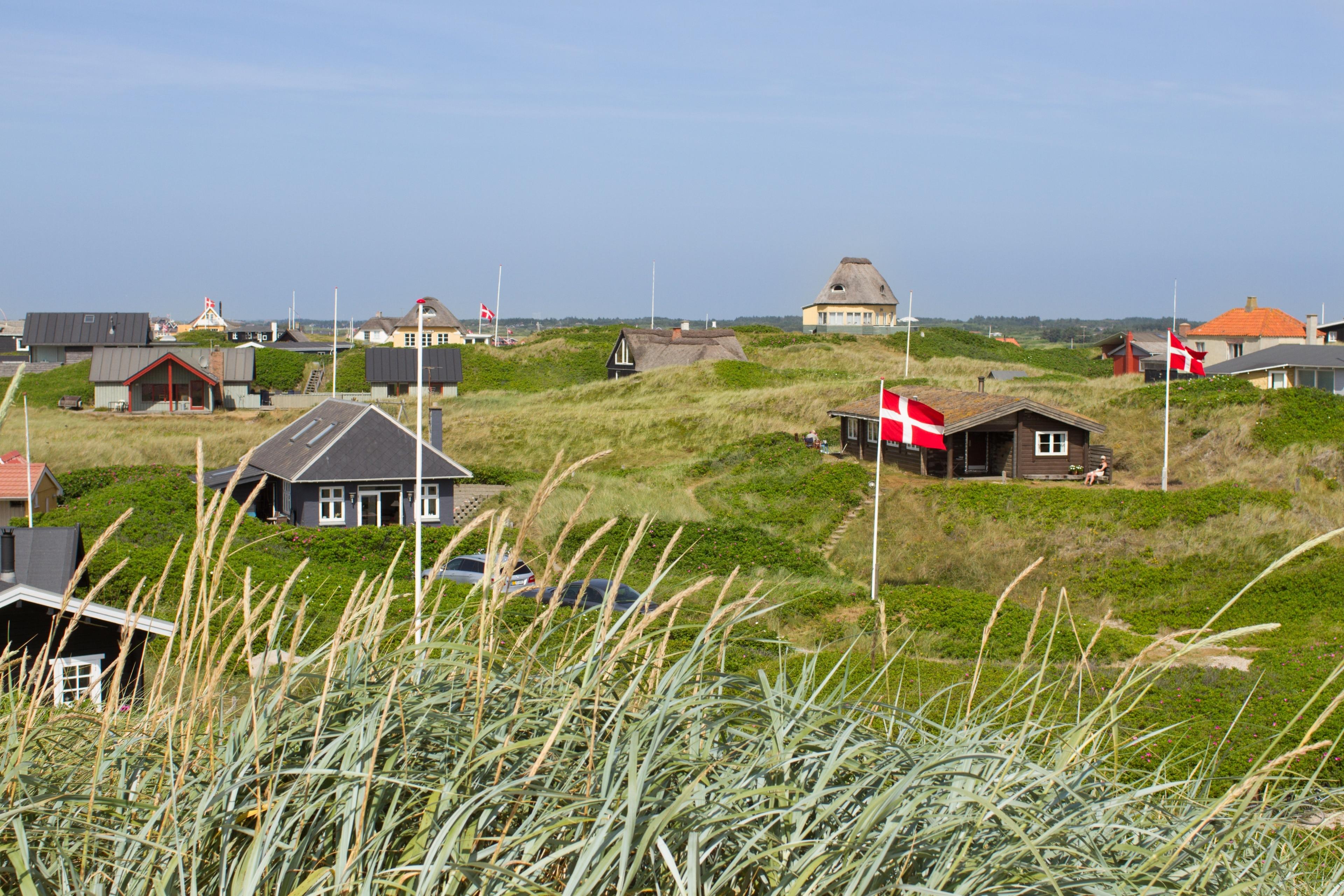 Ringkøbing-Skjern Kommune, Midtjylland (Region), Dänemark