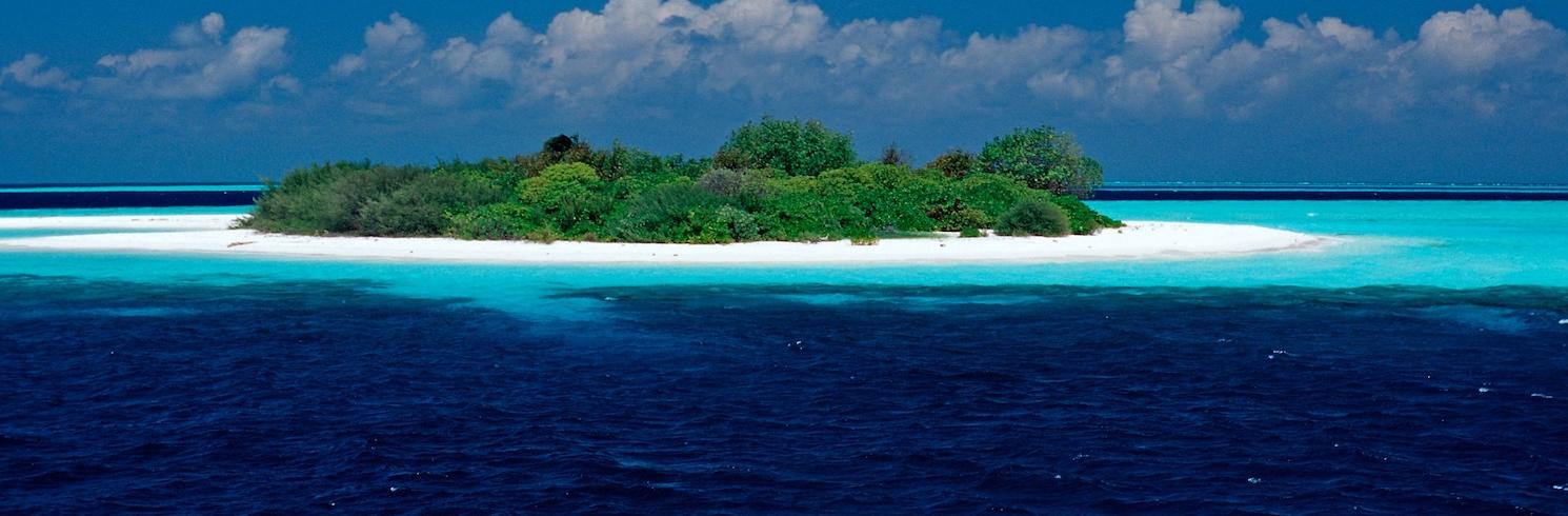 Atolón de Mulaku, Maldivas