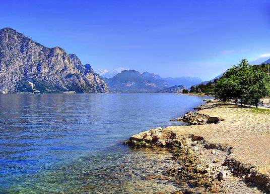 Garda, Italien