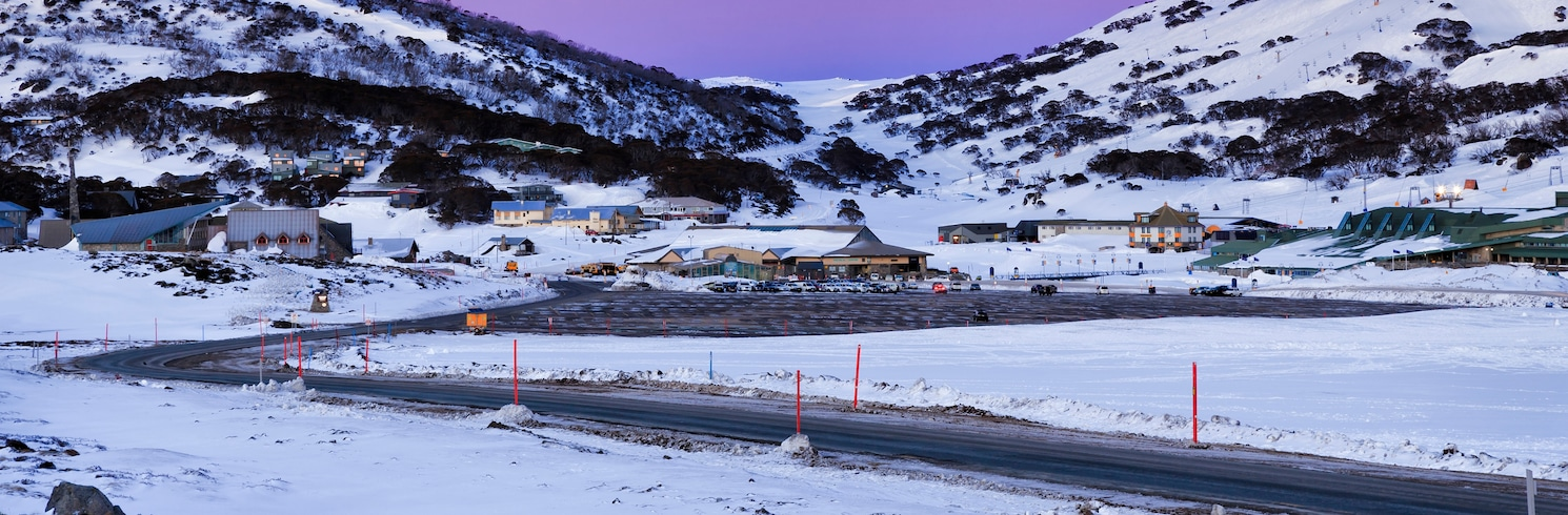 Perisher Valley, New South Wales, Australien