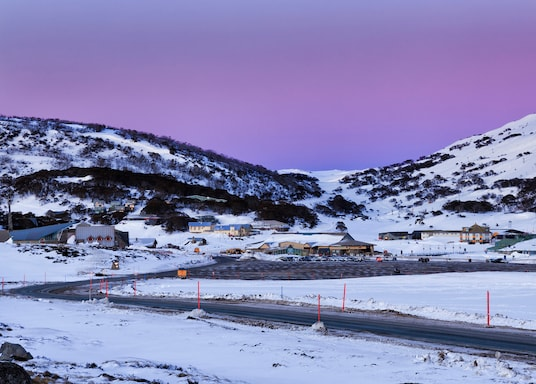 Perisher Valley, New South Wales, Australia