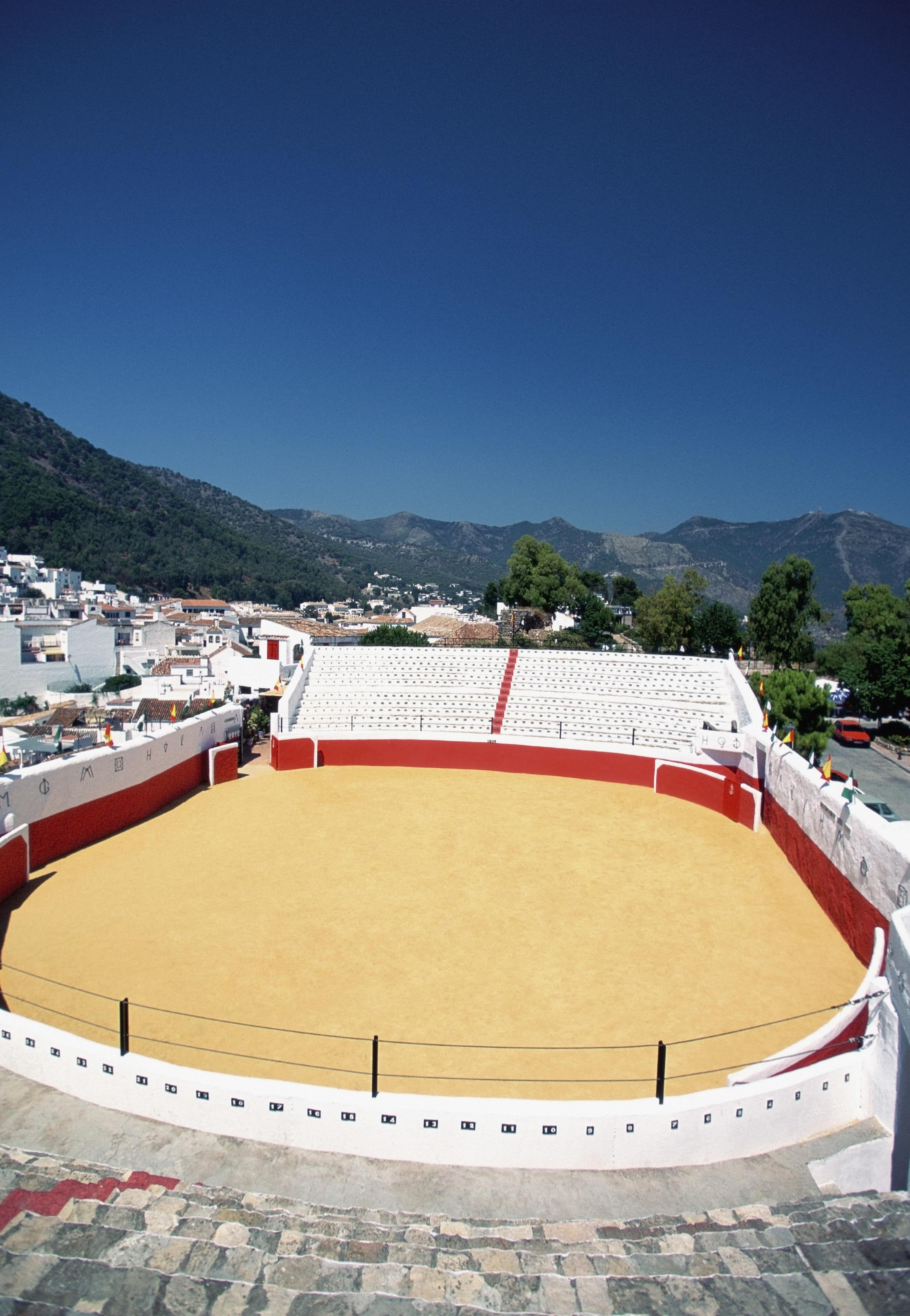 Valle de Alcudia, Castilla - La Mancha, Spanje