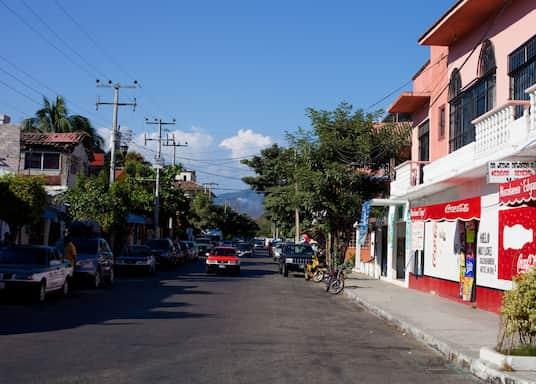 Santa María Huatulco, Mexico