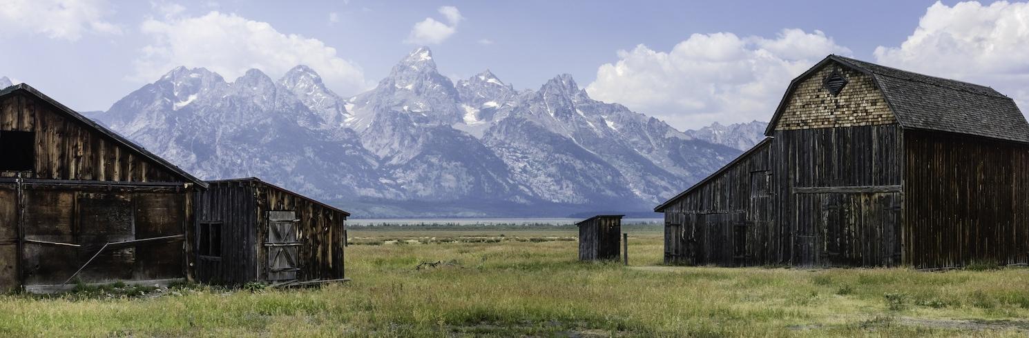 Kelly, Wyoming, États-Unis d'Amérique