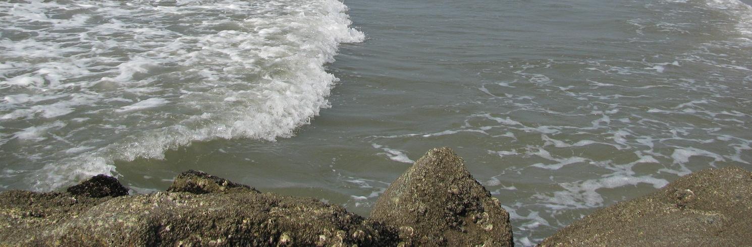 Παραλία Edisto, Νότια Καρολίνα, Ηνωμένες Πολιτείες