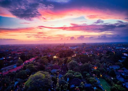 Denpasara, Indonēzija