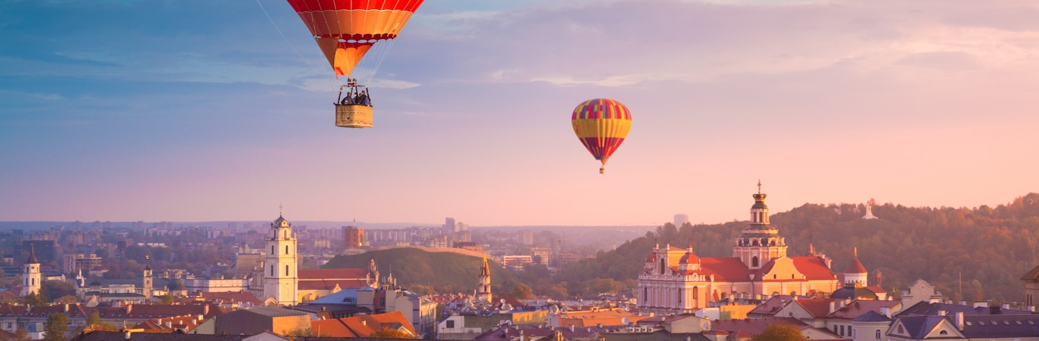 Vilnius (und Umgebung), Litauen