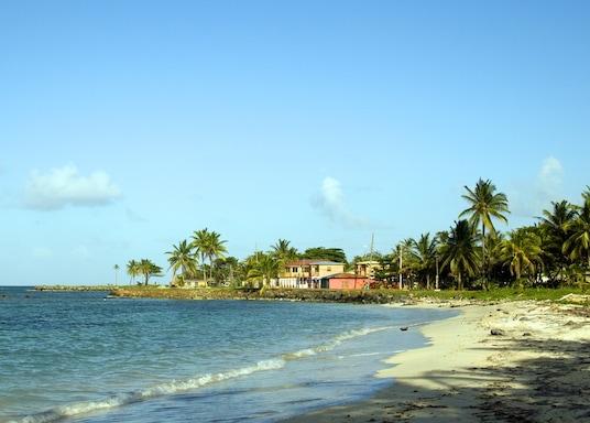 Pulau Corn, Nicaragua