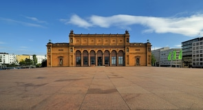 Hampurin taidehalli