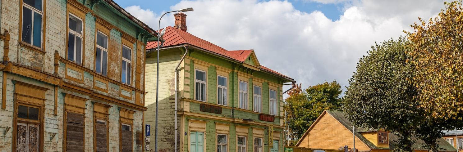 Valga, Estonsko